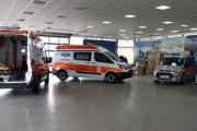 Нови линейки последна дума на техниката получиха регионални звена на Спешна медицинска помощ