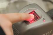 Хоспитализациите паднаха с въвеждането на пръстовия отпечатък