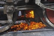 Тежко е състоянието на двамата машинисти, пострадали при пожар във влак