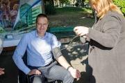 Безплатно измерване на високо кръвно в Световния ден на сърцето в Стара Загора