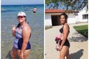 50 килограма за 1 година свали ученичка