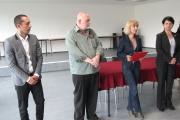 Добри новини, подаръци и интересен разговор с кандидати на ГЕРБ сгряха в Стара Загора хора с увреждания
