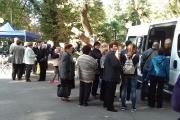 """Над 340 души успяха да се изследват за хепатит В и С в Стара Загора в рамките на кампанията """"Скъсай с хепатита!"""""""