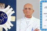 БЛС присъди сребърен почетен знак на съдов хирург от Стара Загора