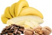 Орехи, банани и шоколад лекуват депресия