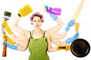 Домакинската работа е полезна за здравето