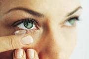 Контактните лещи могат да предизвикат възпаление