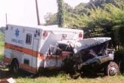 Общо 92 катастрофи с линейки са станали миналата година