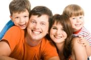 Хармонията в семейството пази сърцето