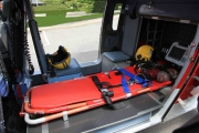 "Хеликоптер транспортира пациенти до болница ""Лозенец"""