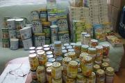 """Бебешки храни и дрешки на обща стойност 1700 лв. получи за Коледа Звено """"Майка и бебе"""" в Стара Загора"""