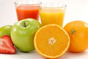 Плодови сокове на гладно пречат на микрофлората на червата