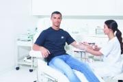 Мегазвездата Кристиано Роналдо - кръводарител и донор на костен мозък