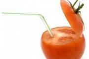 При хипертония пийте доматен сок