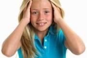 Българските деца са масово с главоболие