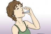 Топла вода и сол за болно гърло