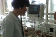 Хасковската болница с нов респиратор за недоносени деца