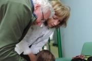 Уникална операция с присаждане на нерви лекува акушерска парализа