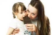 Шоколадът рядко е виновен за хранителна алергия
