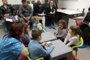 Дентална работилничка учи децата по забавен начин на грижа за зъбките