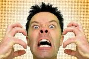 Гнeвът и стресът причиняват аритмия
