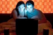 Гледането на телевизия на тъмно е вредно
